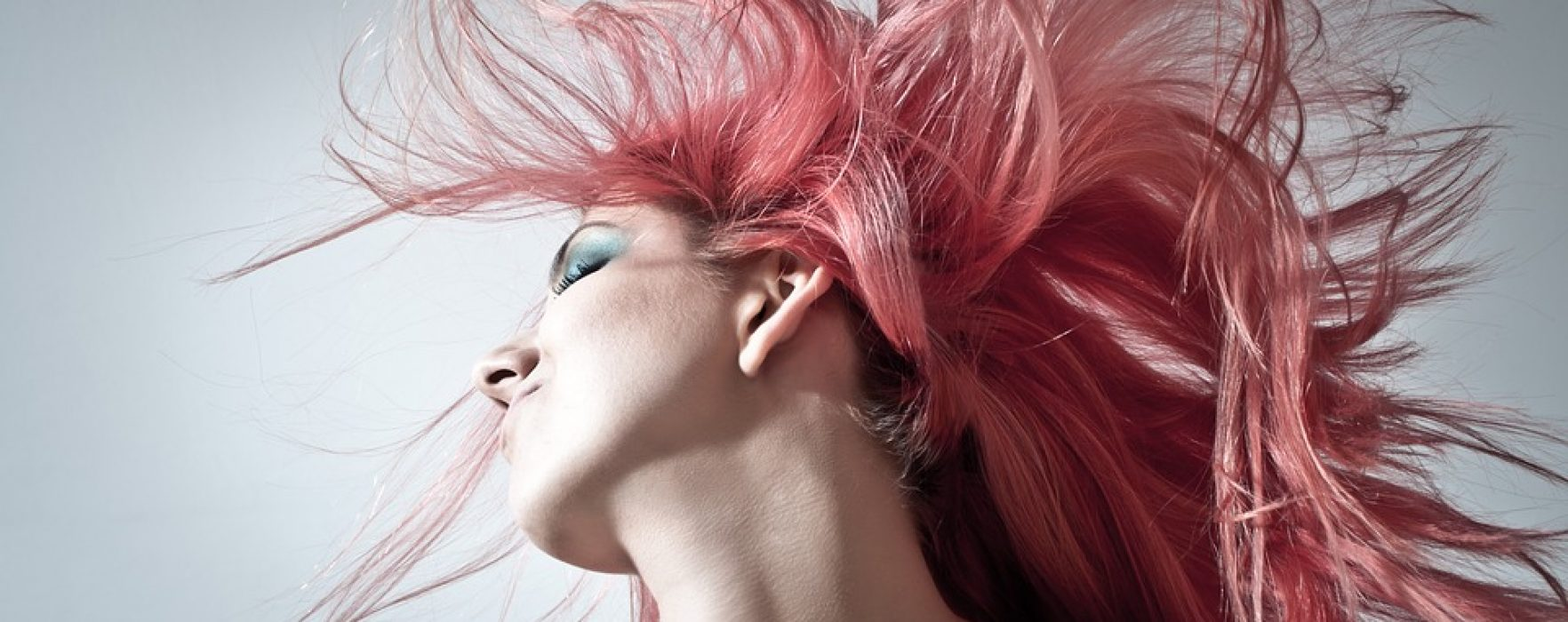 Too scared to change your hair colour? Try these temporary hair colouring products!