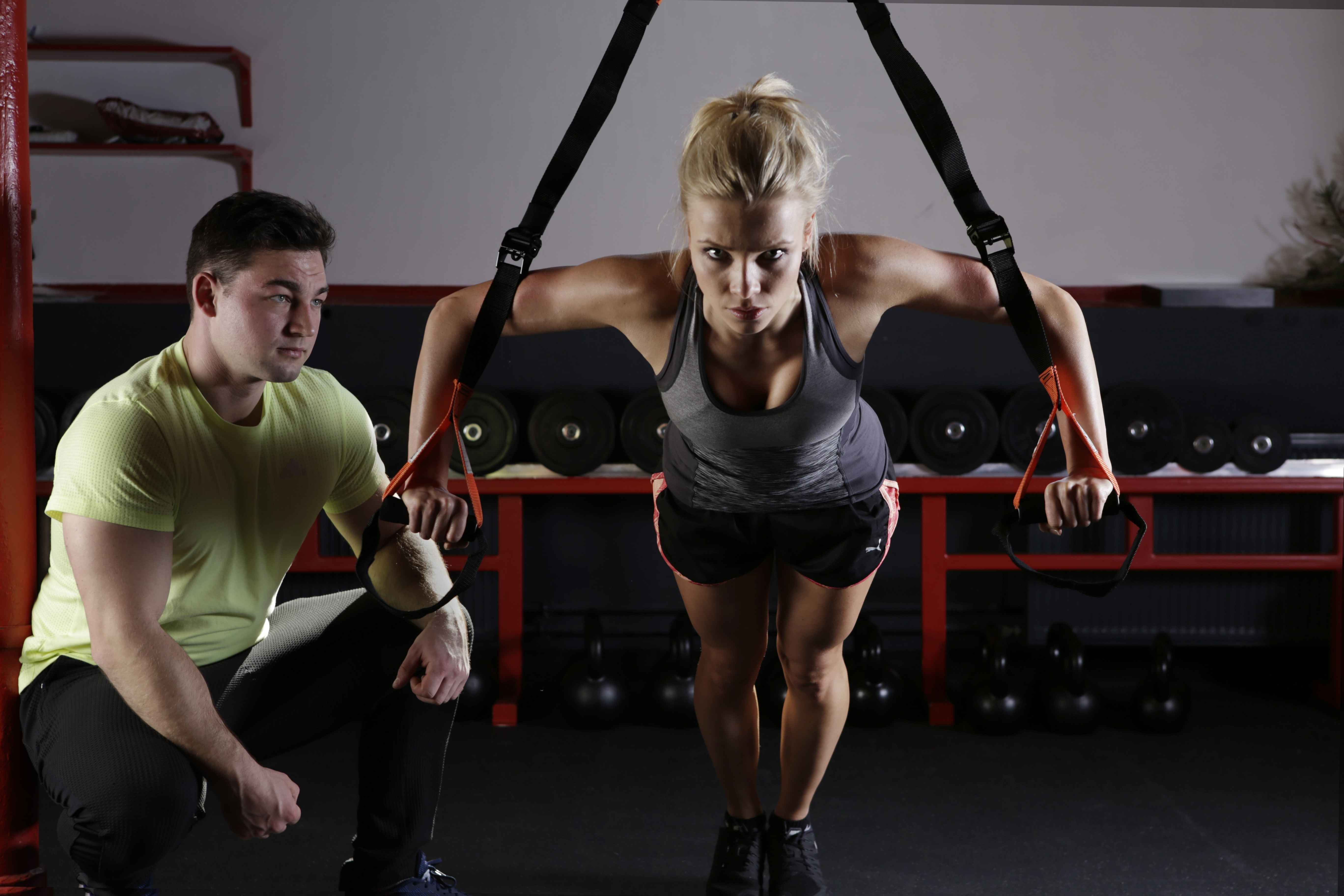 One in four suffer from 'gymtimidation'