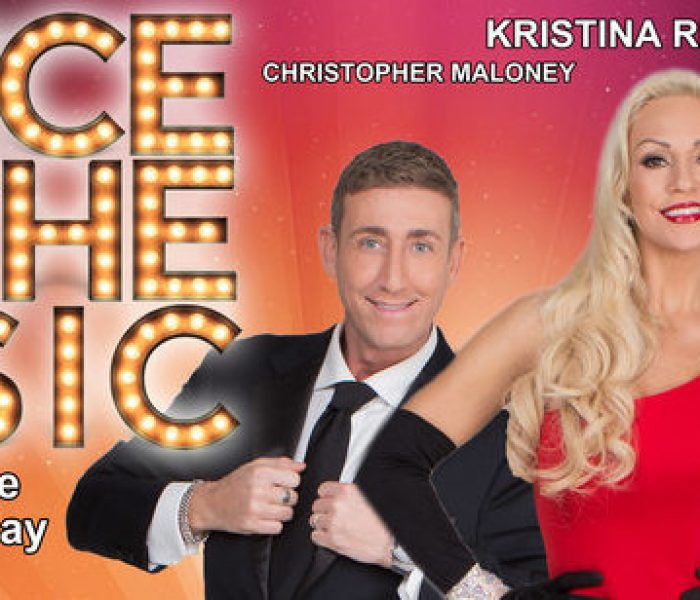 Strictly Star comes to Stockport!