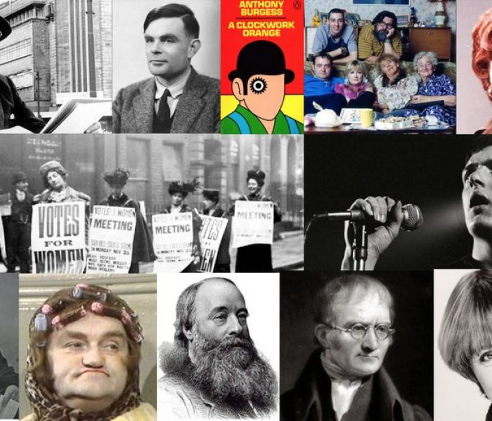 Who do you think is the most legendary Mancunian? Here's YOUR chance to vote!