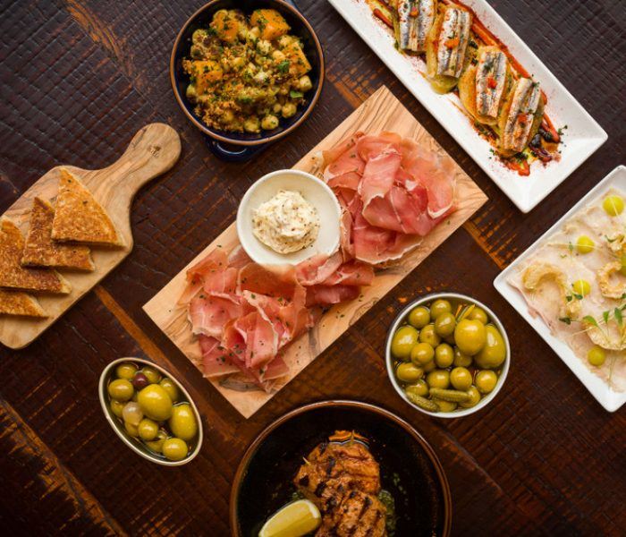 Tempting Tapas at El Gato Negro
