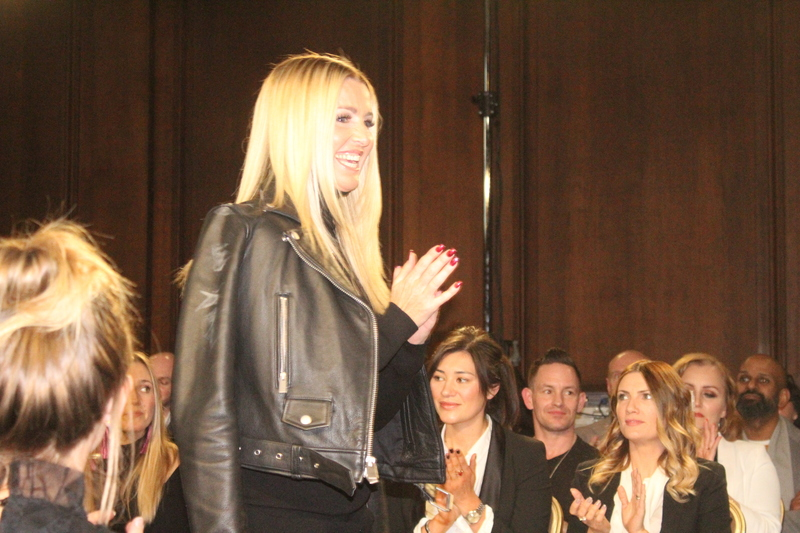 Leanne Brown at the event