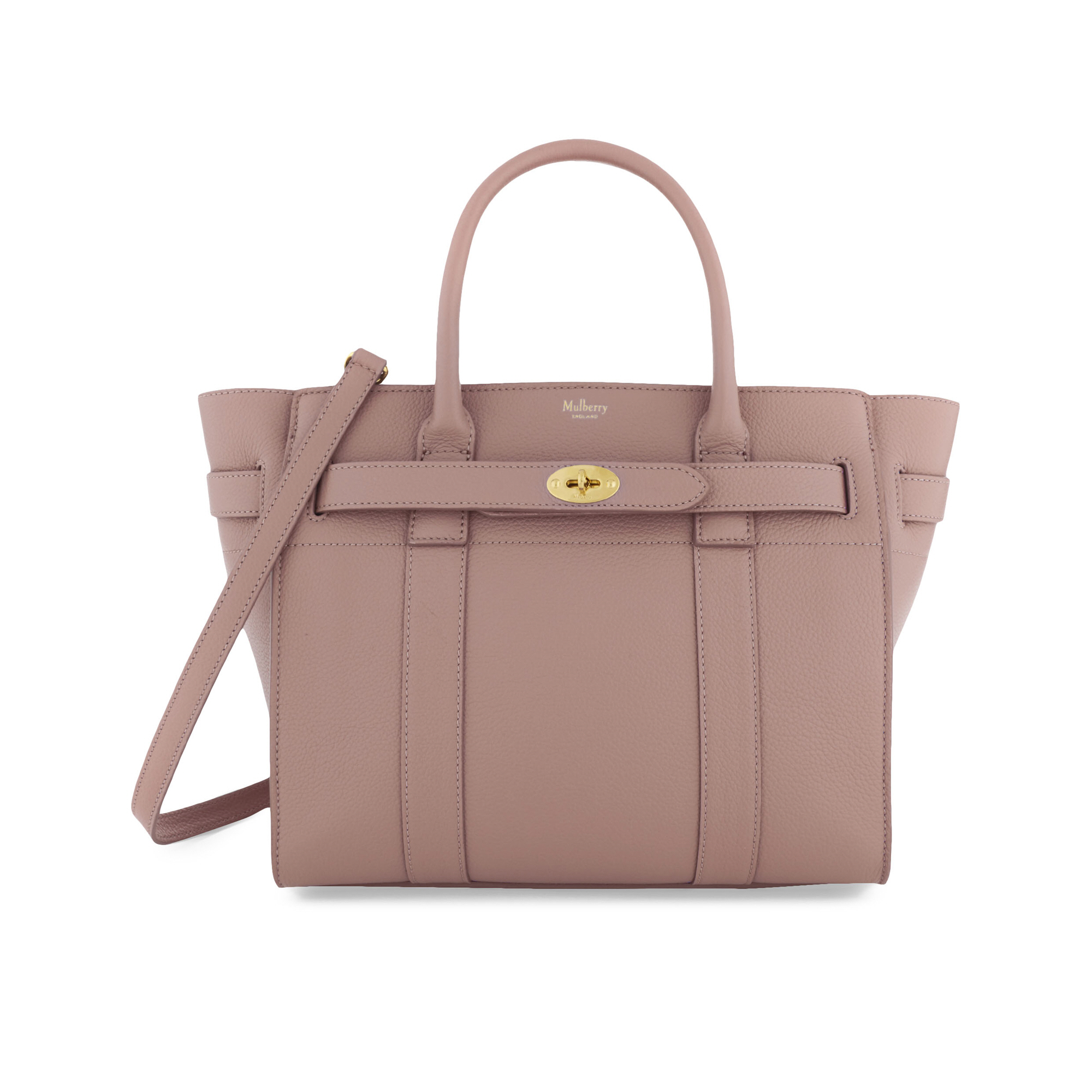 b27b3b11fd1c SELFRIDGES Mulberry Bayswater grained leather tote bag £995