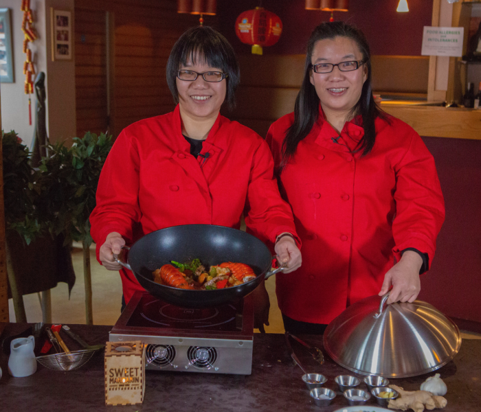 Is this the world's most expensive stir fry? Happy Chinese New Year