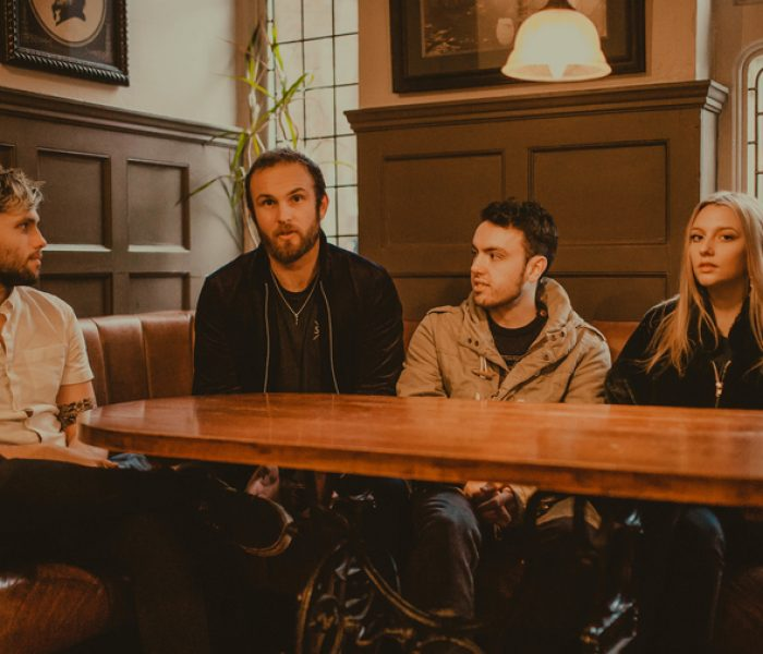 Billy Bibby and The Wry Smiles are sounding very 'together' on new single