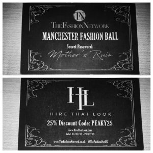 Manchester Fashion Ball The Fashion Network 2018