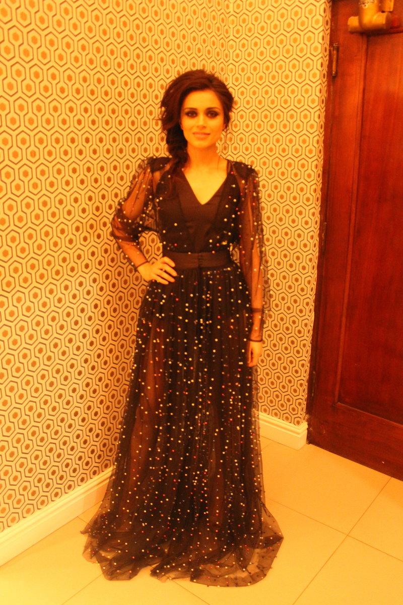 Bhavna Limbachia wearing Zeynep Kartal