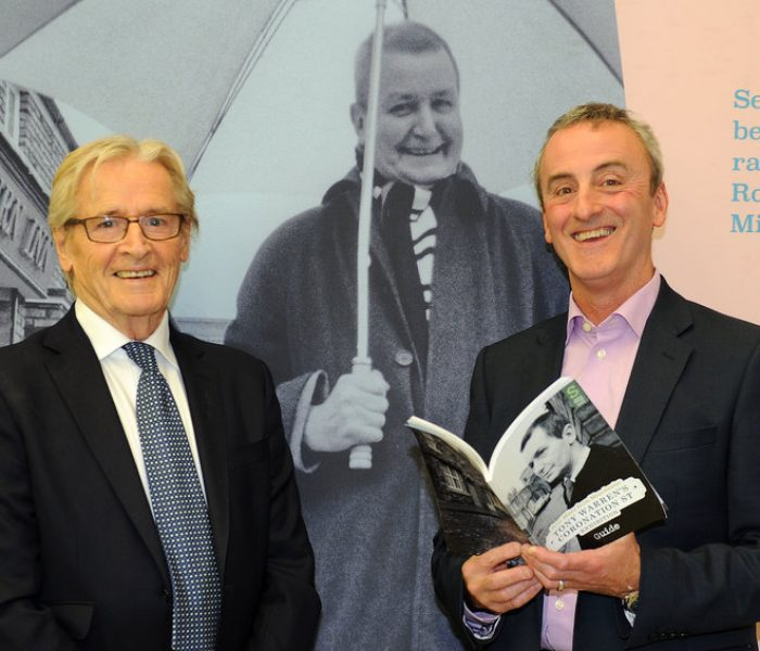 Coronation Street creator honoured in Salford exhibition