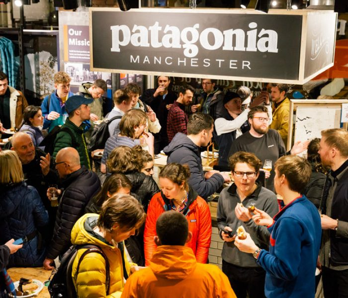 """Patagonia Manchester: """"first full retail store opening in Europe for over four years!"""""""