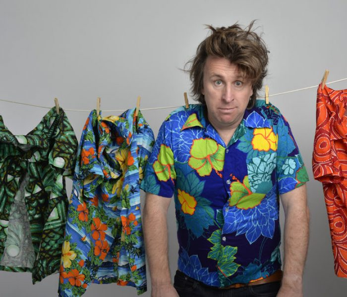 The Professor of Puns Milton Jones comes to Stockport Plaza in April