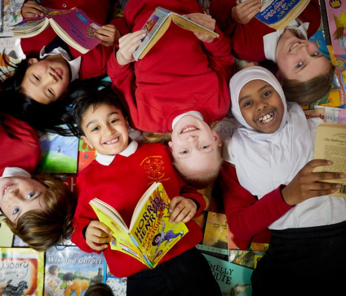 Give 40,000 children in Greater Manchester the chance to have a book of their own