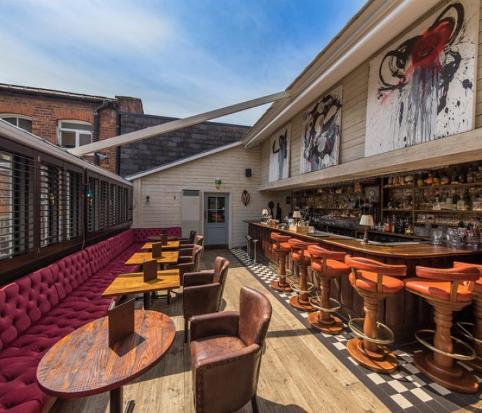 Enjoy Rooftop Dining at El Gato Negro Tapas Bar This Summer