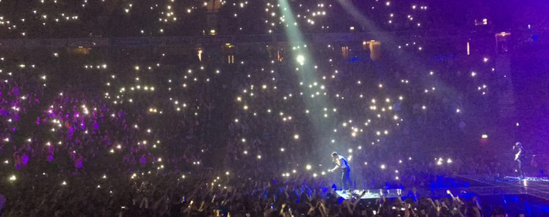 """""""Spread peace, love and equality"""" – Imagine Dragons at the Manchester Arena review"""