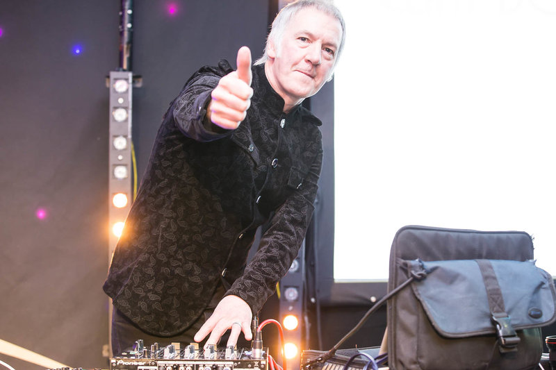 Clint Boon atNSPCC Childline Ball Manchester. Photo by Sasha Ray
