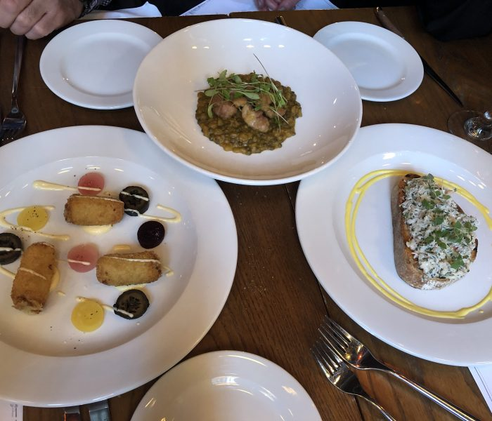 New menus at the Victorian Chophouses re-define the art of British cuisine