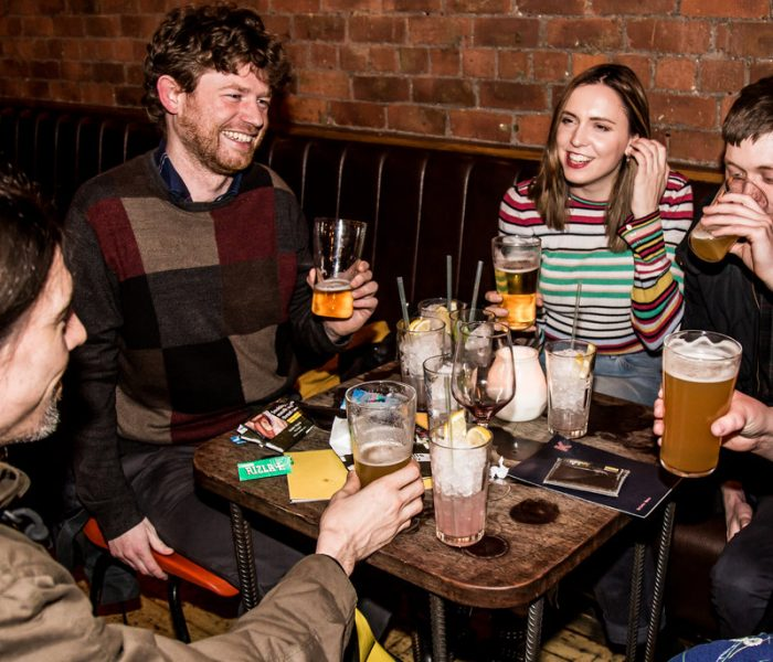 Kosmonaut launches Fat Tony's new menu – and Happy Hour Tuesday quiz nights