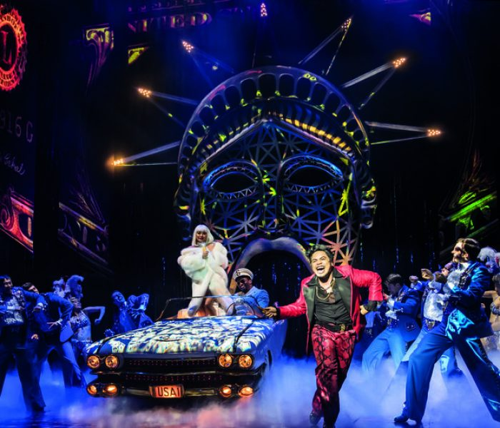 """""""Jaw-dropping and truly breathtaking!"""" Miss Saigon takes over Palace until May"""