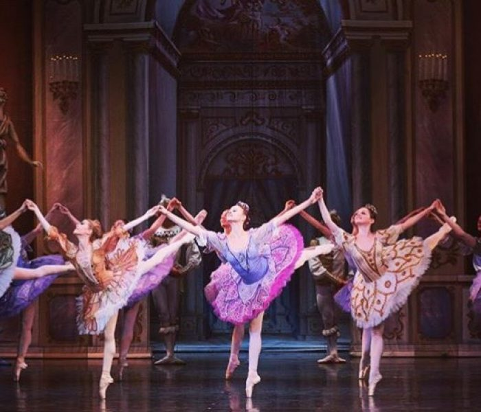 An eclectic performance from a world renowned ballet ensemble, Moscow City Ballet present The Sleeping Beauty