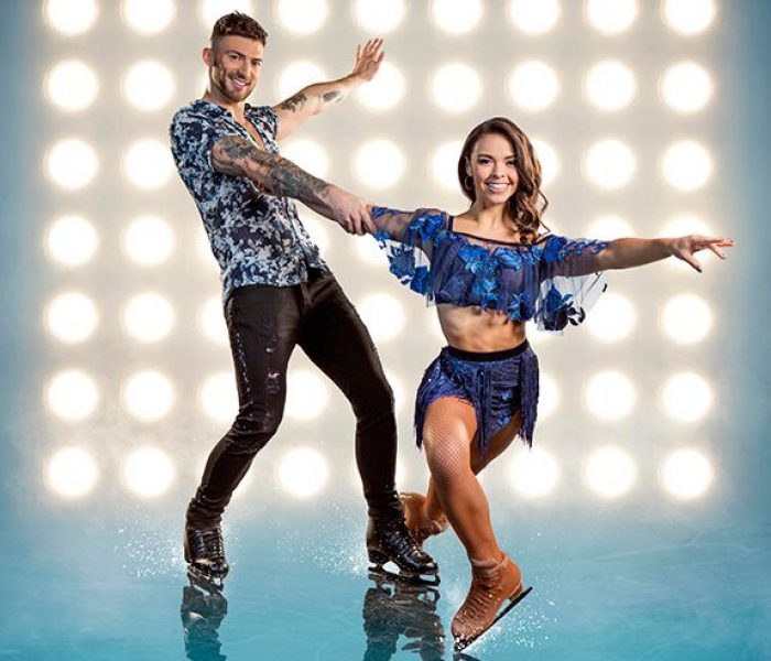 Dancing on Ice winner Jake Quickenden is in live tour at Manchester Arena in April
