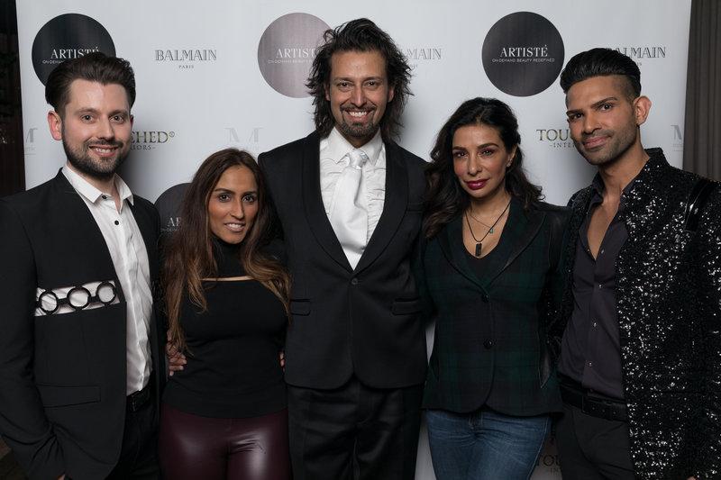 Thomas Hope, Deepa Parekh, Armand Beasley, Shobna Gulati and Kunal Trehan