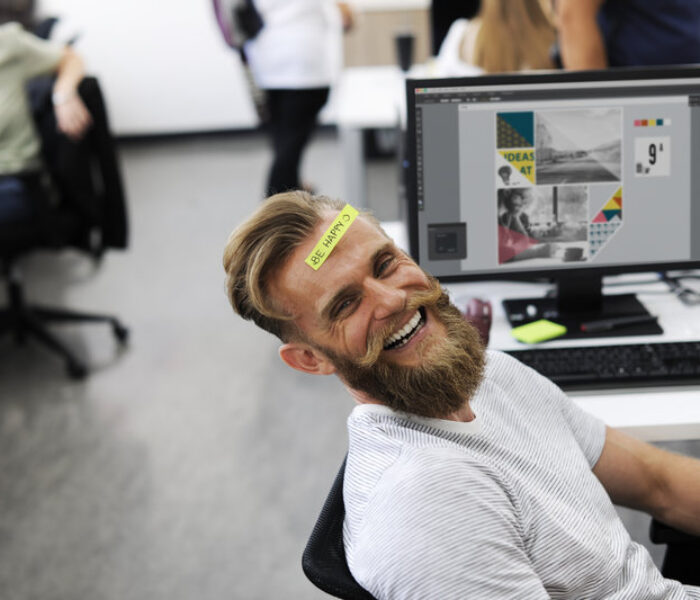 Eight ways to be happier at work