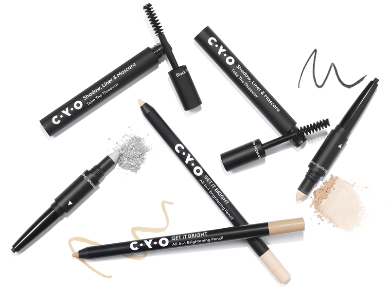Brightening Pencil - Shadow - Liner - Mascara | CYO PR