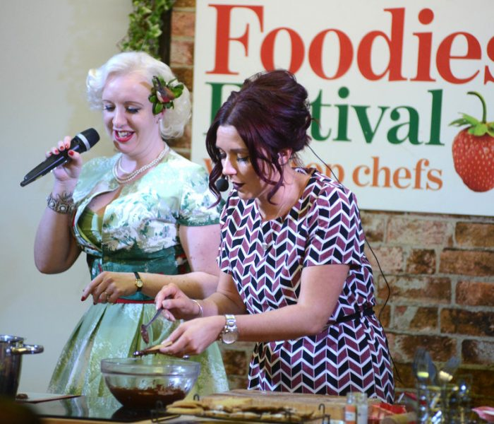 Foodies Festival returns to Tatton Park with musicians against homelessness