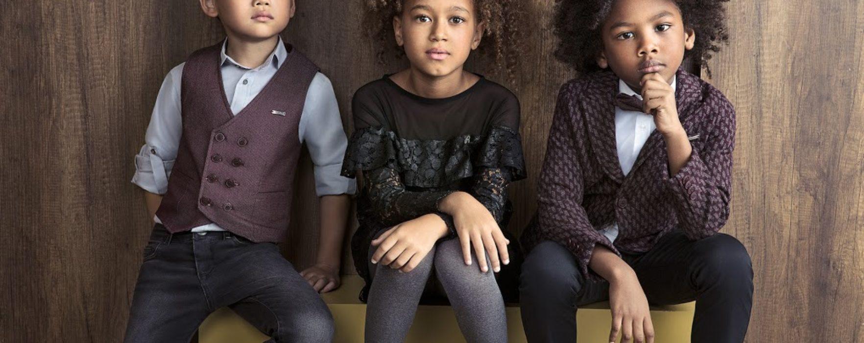 Kids develop a 'fashion sense' as young as age seven