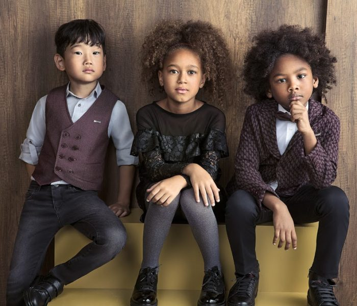 Kids develop a 'fashion sense' as young as age seven
