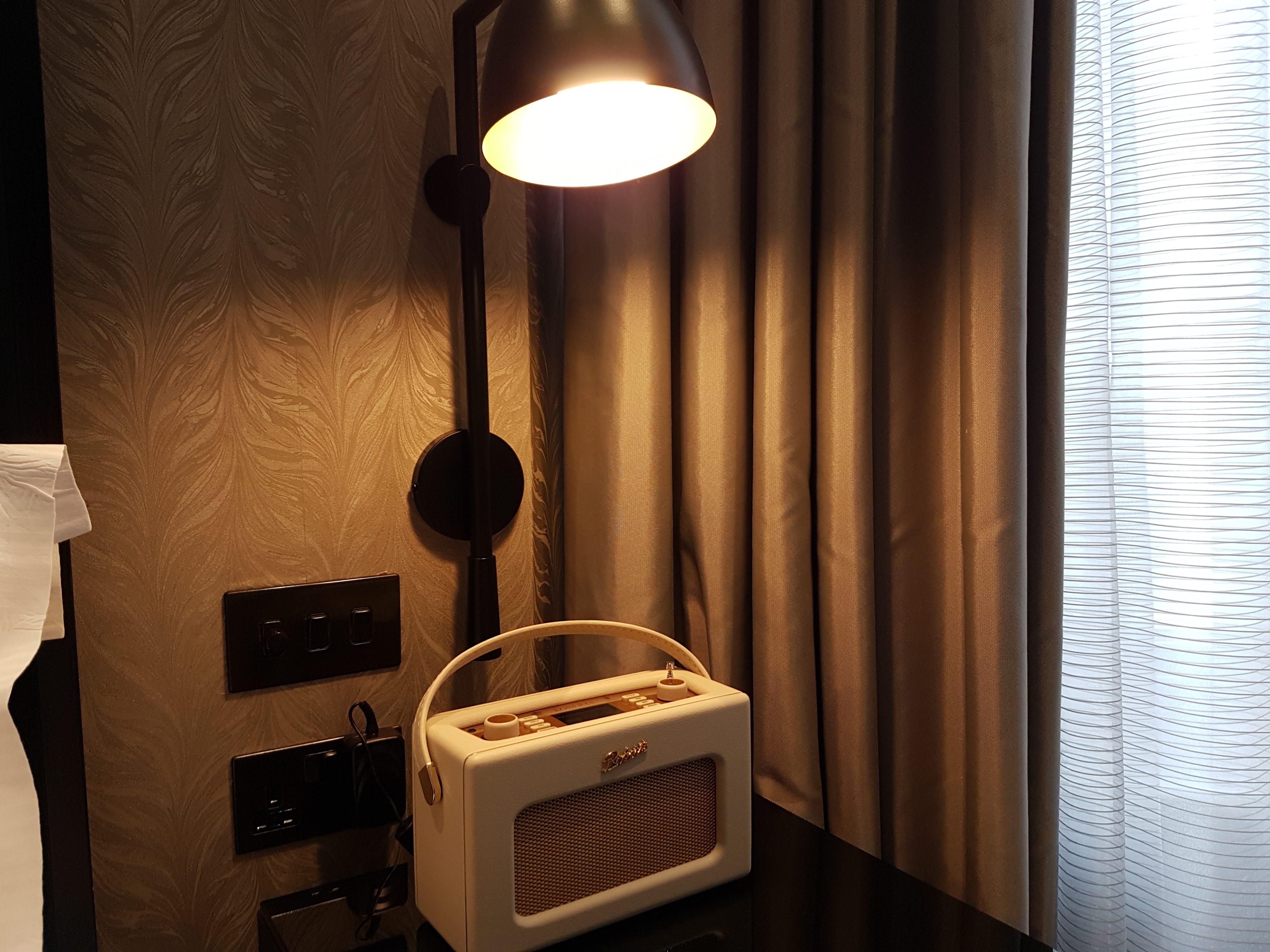 Bedside Vintage Radio