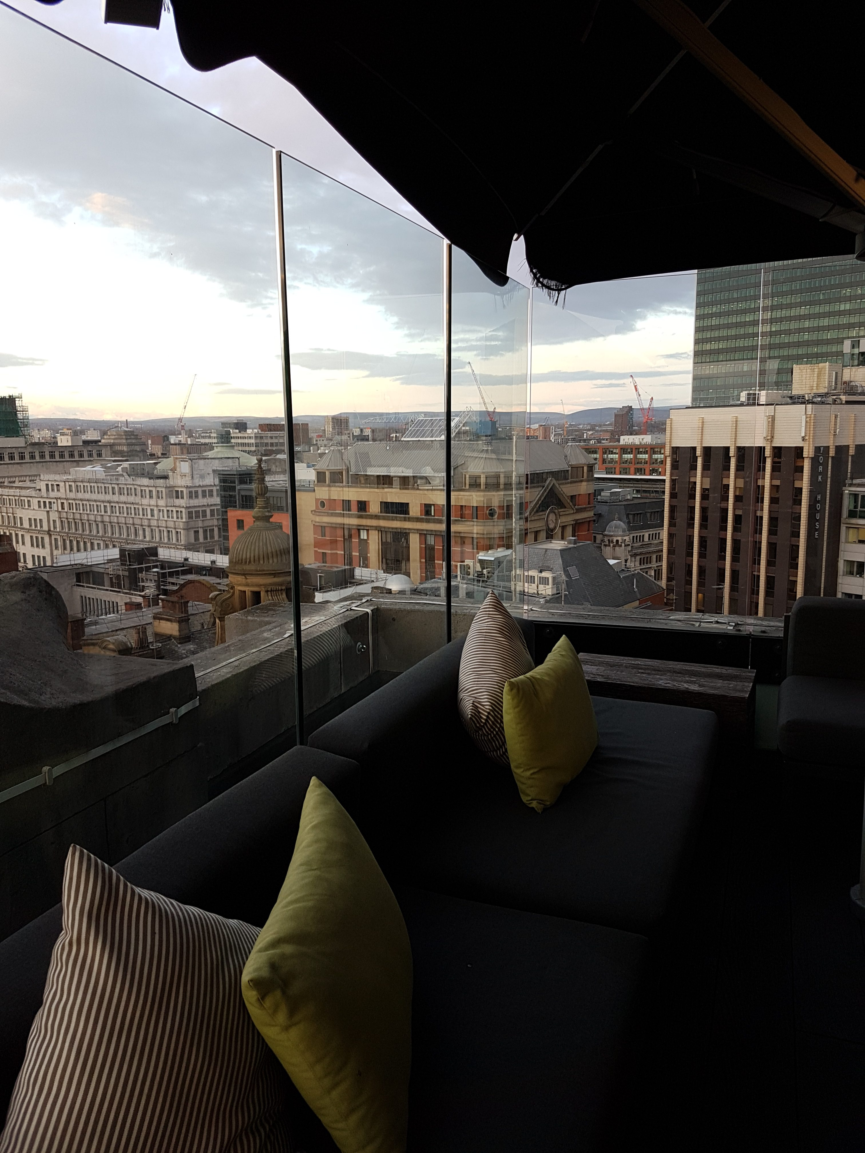 Views From The Exclusive Terrace
