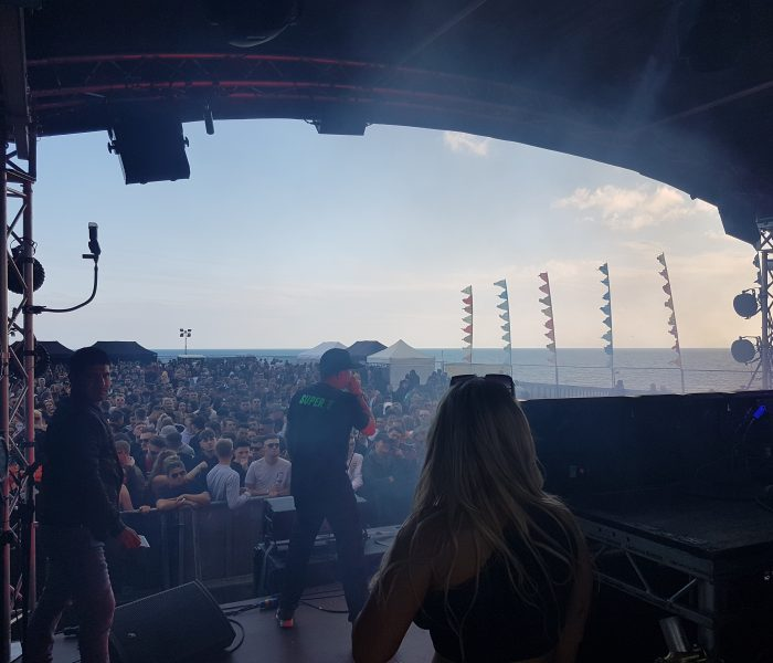Pier Jam Hastings sets festival season off to a flying start