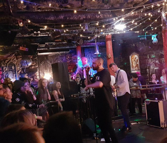 """REVIEW: Casey – """"Last time we played here there was probably… 15 people?"""""""