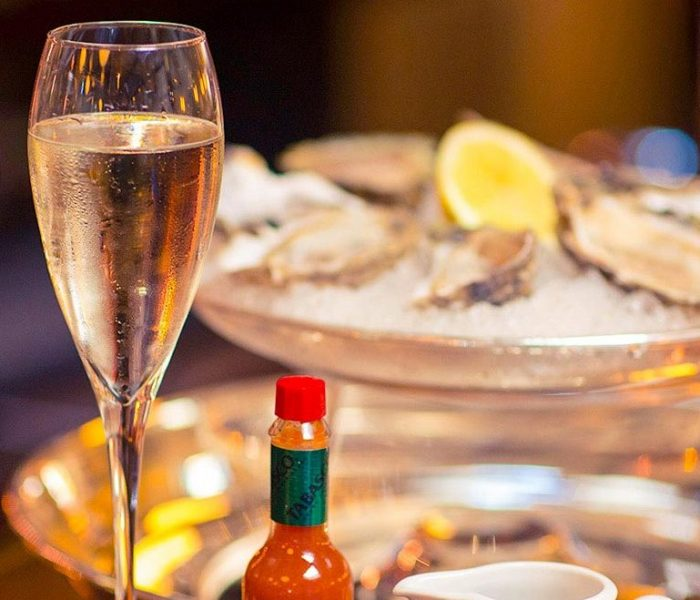 VIVA joins The Fizz Club social with the best food and wine matching of all time: Champagne with fish and chips…
