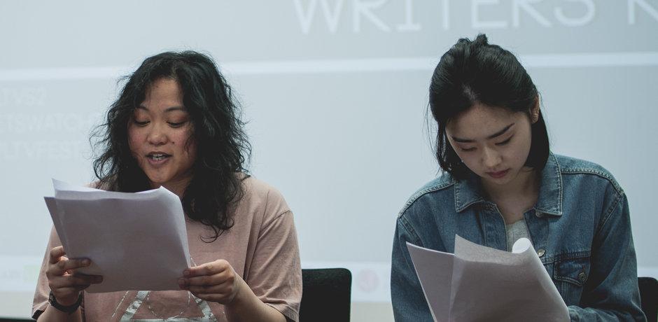 The Digital Creators UK Writers Room