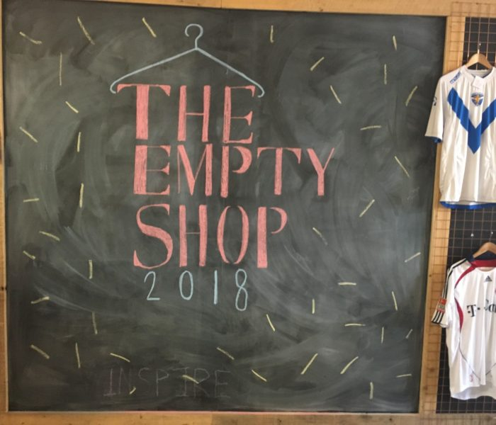 The Empty Shop is back to help the young people of Manchester