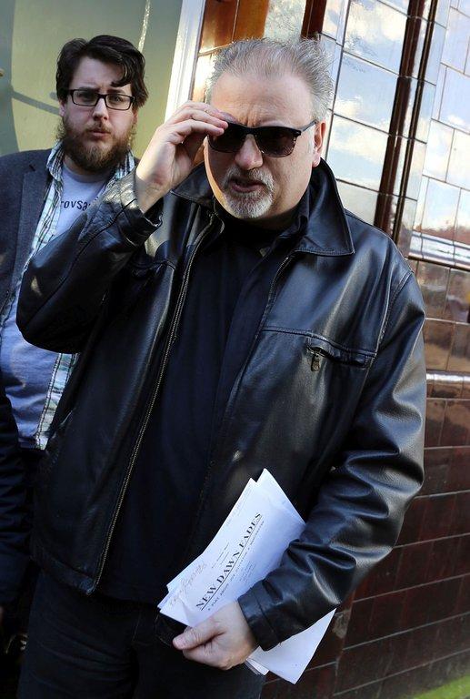 Writer Brian Gorman