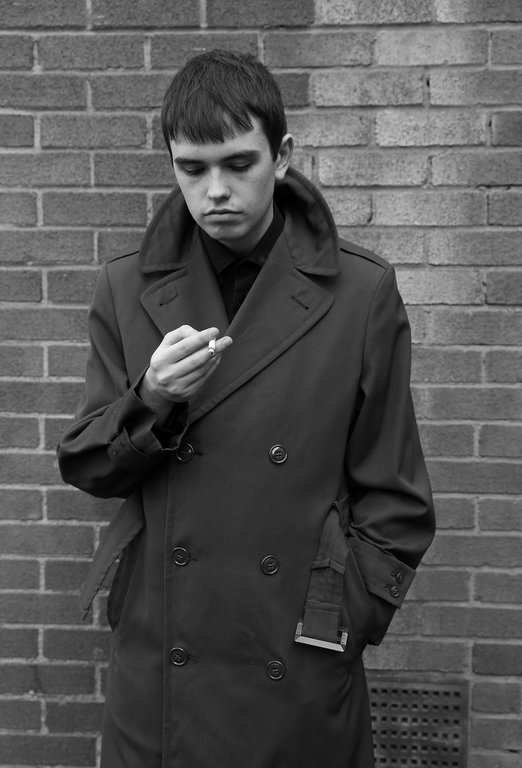 Joseph Walsh (Ian Curtis).