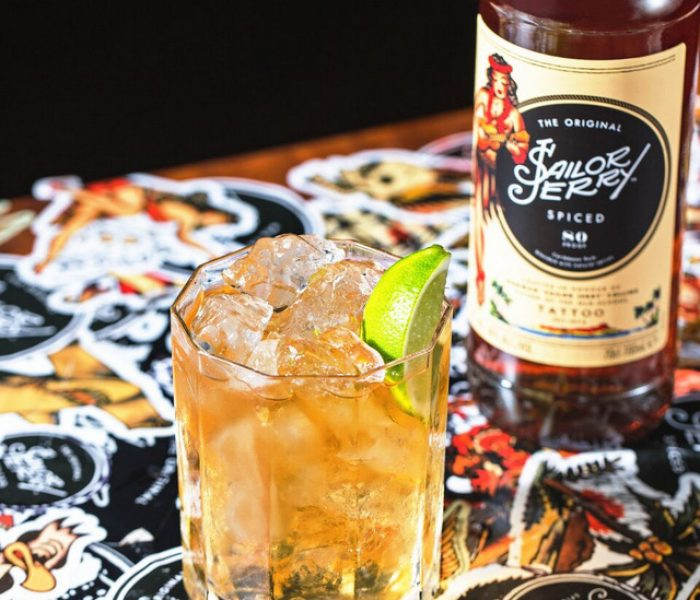 Heading to Edinburgh? Win Your Chance to Get Inked with Nightcap bar and Sailor Jerry Spiced Rum