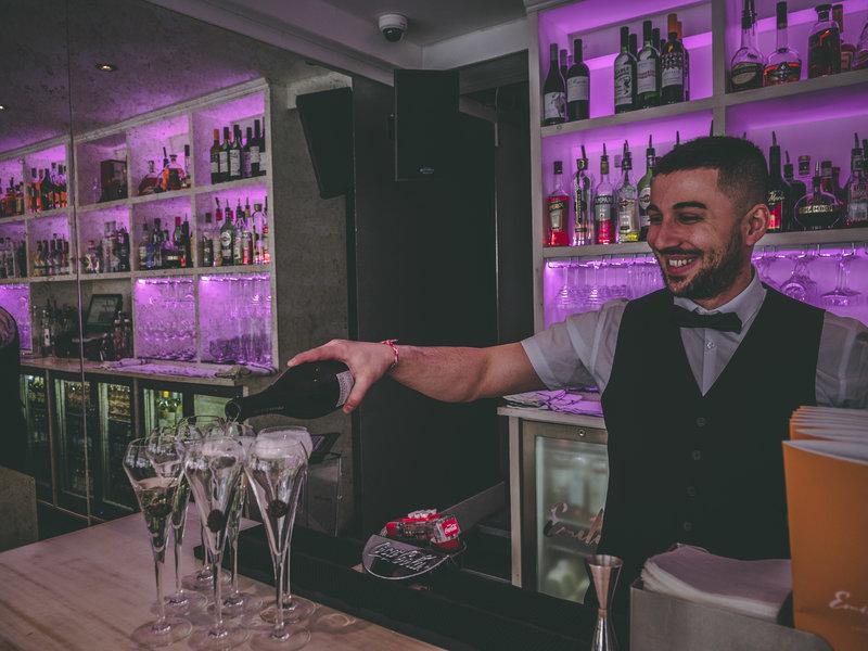 Yani the Bartender