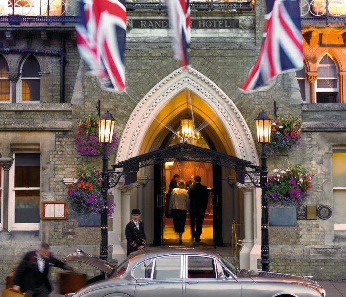 Reviewed: Macdonald Randolph Hotel, Oxford