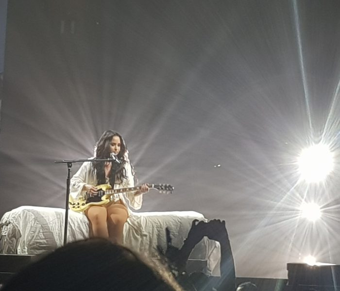 Review: Demi Lovato Showed Manchester Why We Should Love Her