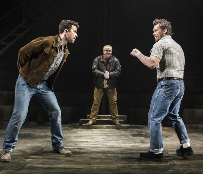 """It's a Real Sort of Rousing Call""- Richard Fleeshman on Sting's The Last Ship"