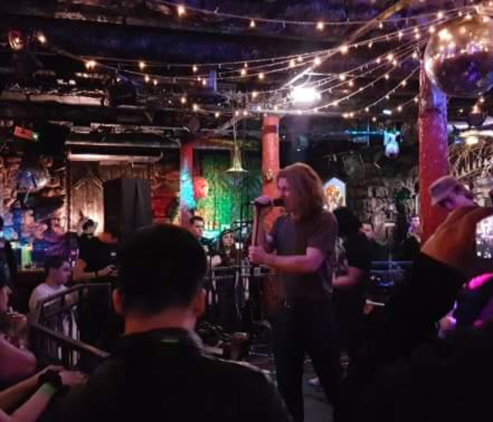 Endless Heights Wows Crowd at Satans Hollow