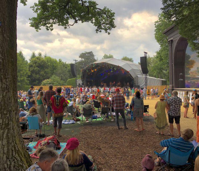 Larmer Tree Festival 2018 … Blossoming again