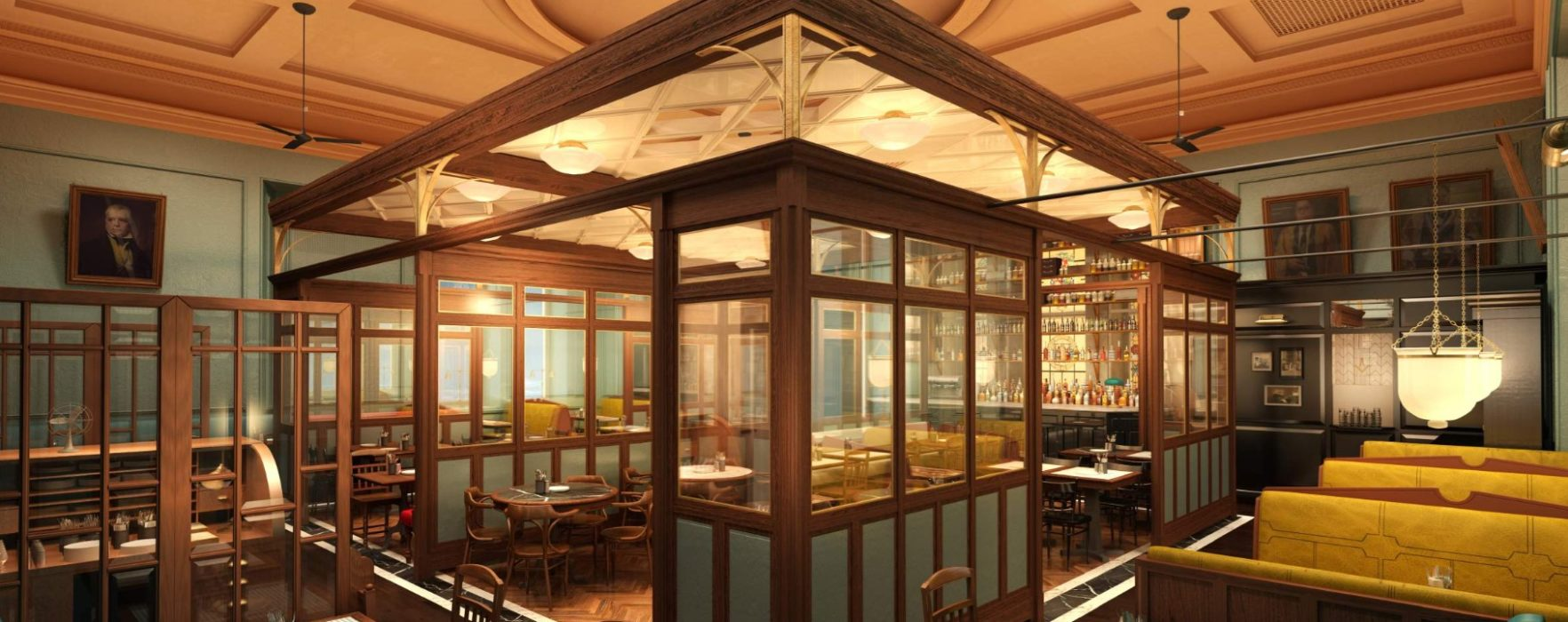 Dishoom set to open in Manchester Hall this winter