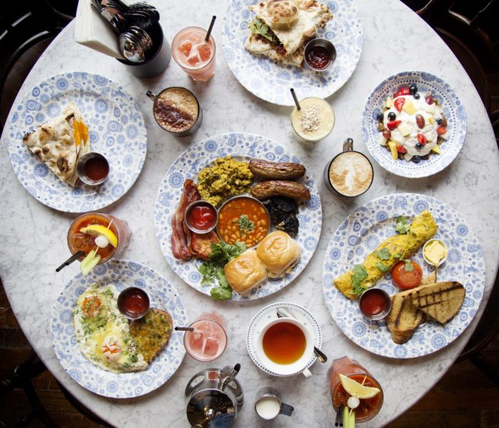 Cult Dishoom breakfast gets a makeover