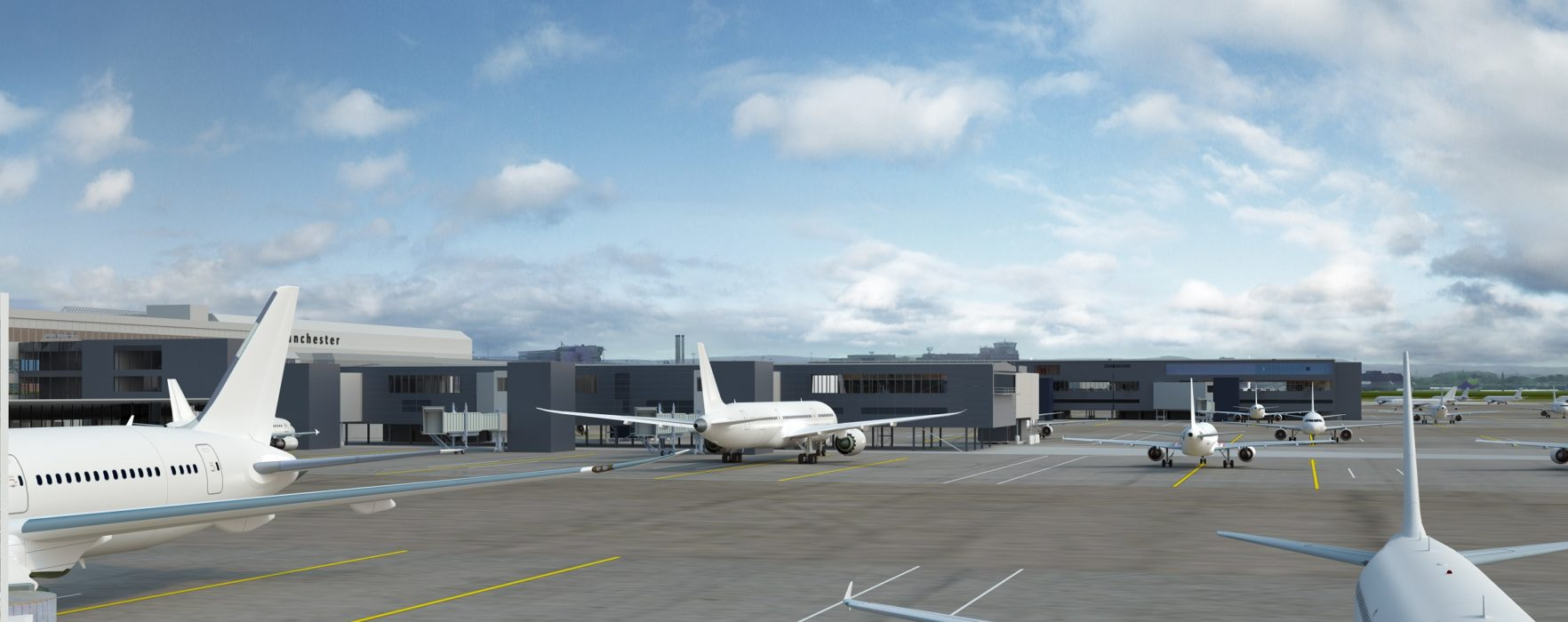 Manchester Airport closes two terminals operating solely from Terminal 1 for the foreseeable future