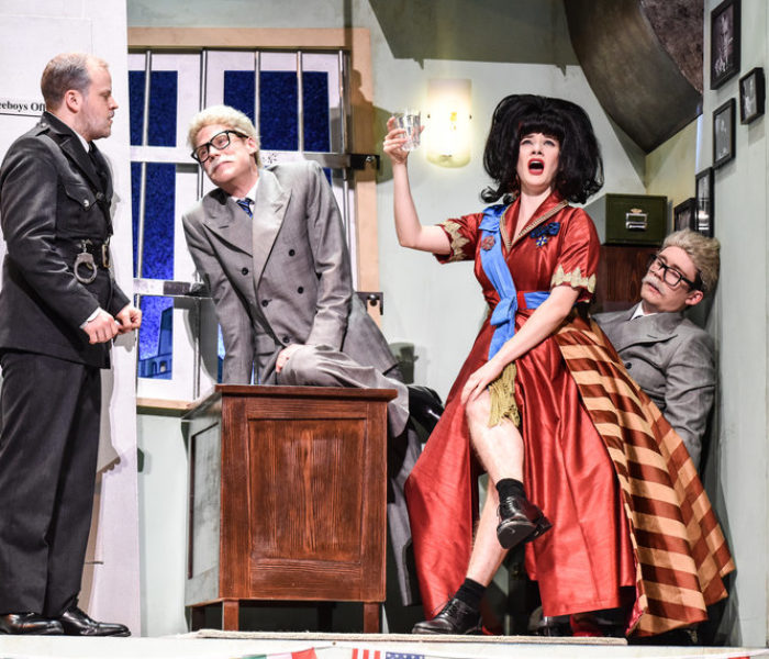 REVIEWED: The Comedy About A Bank Robbery