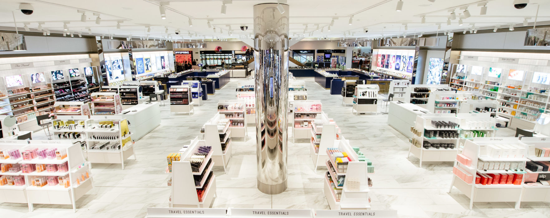 Selfridges launches pop-up social space after unveiling new look beauty hall